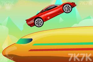 《飞机上的跑车》游戏画面5