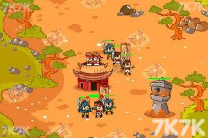 《忍者世界大战无敌版》游戏画面3