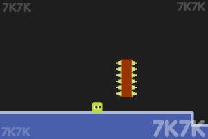 《小绿人回家记》游戏画面3