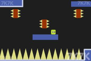 《小绿人回家记》游戏画面1