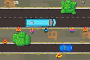 《马路杀手》游戏画面1