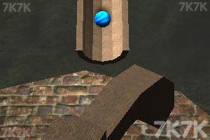 《小球滚回家》游戏画面2