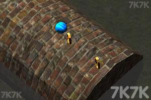 《小球滚回家》游戏画面5