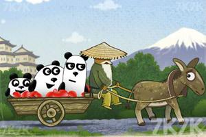 《小熊猫逃生记4》游戏画面2