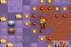 《勇敢的小骑士》游戏画面2
