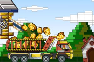 《乐高运输大卡车》游戏画面1
