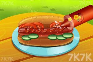 《后院美食烧烤》截图5