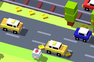 《惊险过马路》游戏画面1
