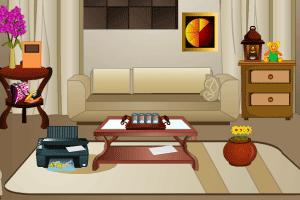 《逃出迷你时尚客房》游戏画面1