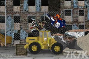 《摩托障碍挑战赛》游戏画面2