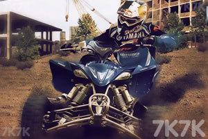 《摩托障碍挑战赛》游戏画面1