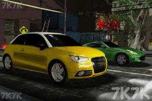 《豪华跑车竞速》游戏画面3
