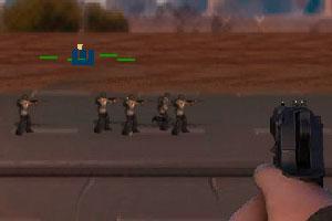 《绝密行动》游戏画面1