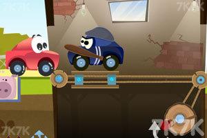 《小汽車的奇幻旅途》游戲畫面7
