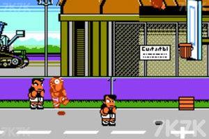 《热血篮球经典版》游戏画面3