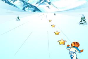 《滑雪吧,兄弟》游戏画面1