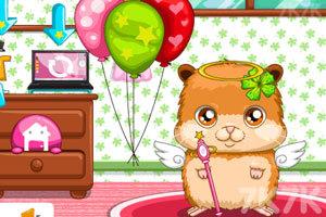 《打扮可爱小动物》游戏画面2