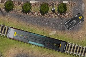 《铁路停车场》游戏画面1