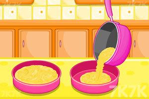 《制作糖果蛋糕》游戏画面3