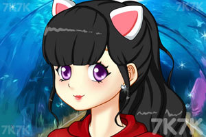 《甜甜的学生妹》游戏画面3