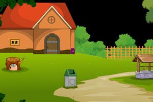 《风车花园逃脱》游戏画面1