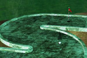 《丛林高尔夫》游戏画面1