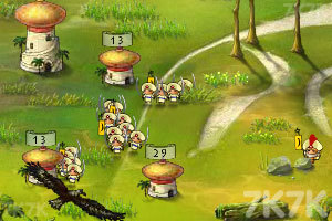 《文明战争3》游戏画面2