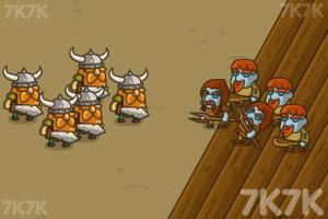 《海盗抢滩登陆战》游戏画面2