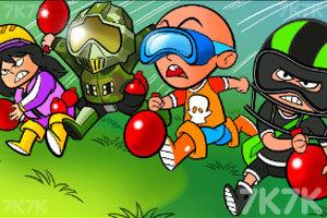 《水球男孩跑酷》游戏画面1