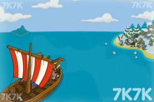 《海盗抢滩登陆战无敌版》游戏画面3