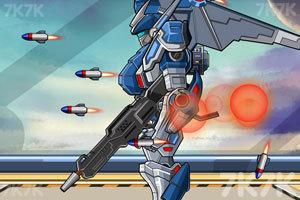 《组装机械战神》游戏画面2