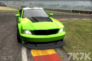《公路飙车》游戏画面2