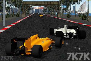 《F1方程式赛车》游戏画面3