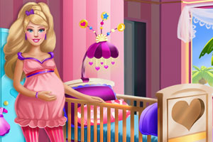 芭比婴儿房