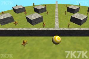 《滚动的石头》游戏画面1