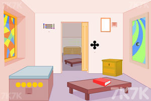 《逃离拼图盒子房间》游戏画面3