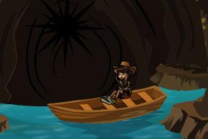 《男孩洞穴逃生》游戏画面1