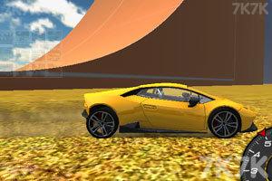 《3D特技跑车》游戏画面3
