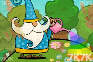 《保卫花园无敌版》游戏画面4