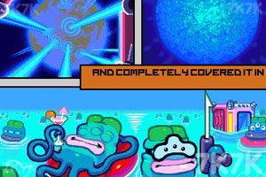《章鱼星人海底冒险》截图2