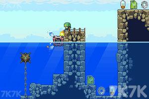 《章鱼星人海底冒险》截图5