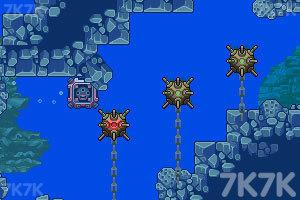 《章鱼星人海底冒险》截图1