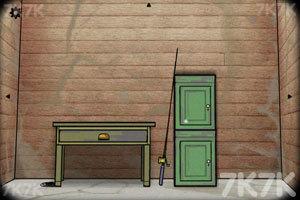 《逃离方块:锈湖湖畔》游戏画面1