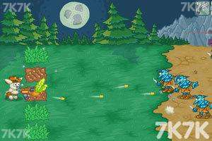《农场守卫战无敌版》游戏画面4