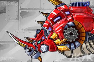 《组装狂野犀牛》游戏画面3