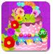 鲜花主题蛋糕