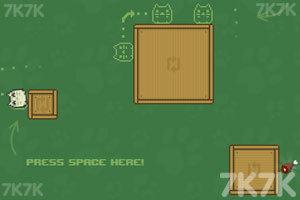 《反重力小猫》游戏画面2