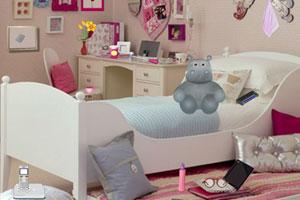 《脏乱的卧室找东西2》游戏画面1