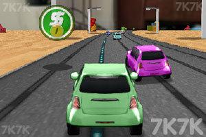 《狂热迷你小汽车》游戏画面1