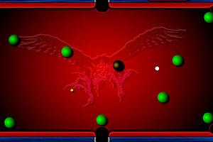 《黑球锦标赛》游戏画面1
